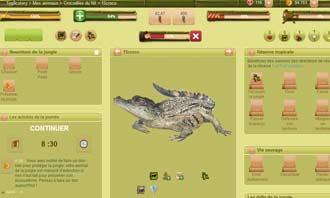 Tropicstory - Occupez vous de vos animaux de la jungle