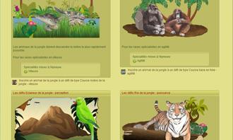 Tropicstory - Les aventures de la jungle
